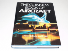 GUINNESS BOOK OF AIRCRAFT RECORDS FACTS AND FEATS (Head 1984)